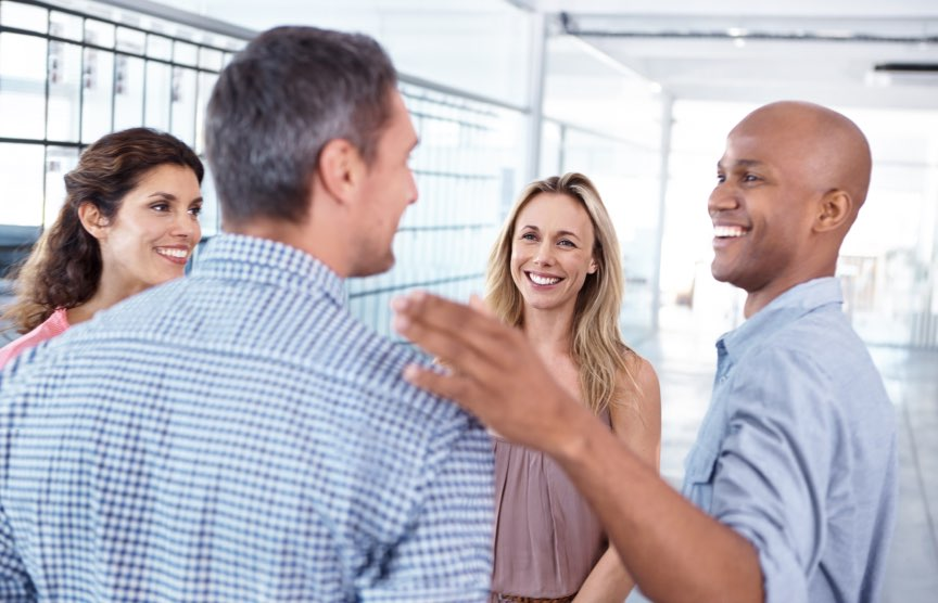 The North Dallas Chamber of Commerce offers up networking tips for professionals.