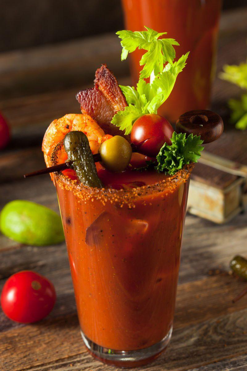 Top Bloody Marys In North Dallas Addison Magazine