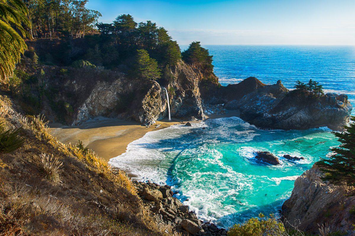Risultato immagini per Big Sur California