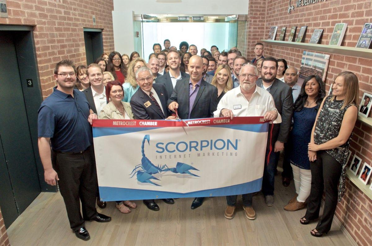 Scorpion Opens New Office in Addison Circle - Addison Magazine