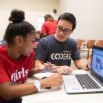 E.D. Walker Middle School Students Attend Capital One Coders Ignite Program