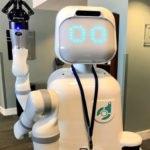 Texas Health Dallas Welcomes Moxi, the A.I. Robot