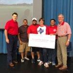 Patriots Soccer Program Celebrate Renovated Fields