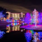 See the Sparkling Vitruvian Lights from Nov. 23-Jan. 1