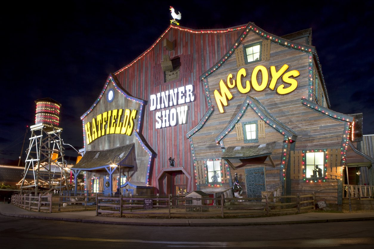 Pack Your Bags for Pigeon Forge, Tennessee