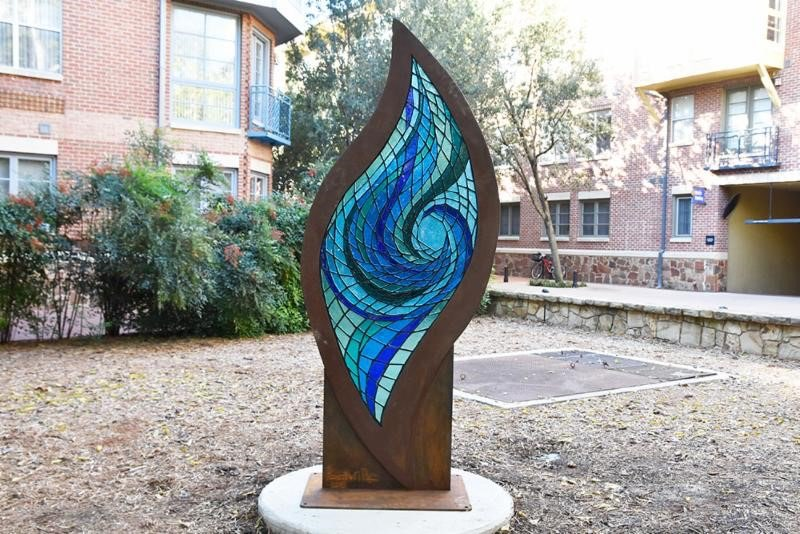 Name Announced For New Addison Art Sculpture at Bosque Park