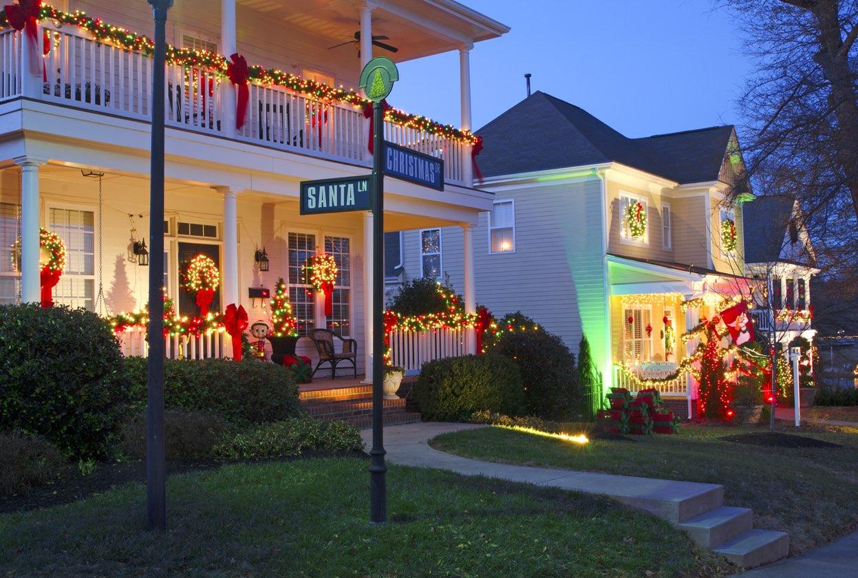 Christmas Town Usa.Visit Christmas Town Usa Addison Magazine