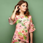 How to Wear Floral This Winter