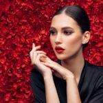 Perfect Red Lipfor Valentine's Day