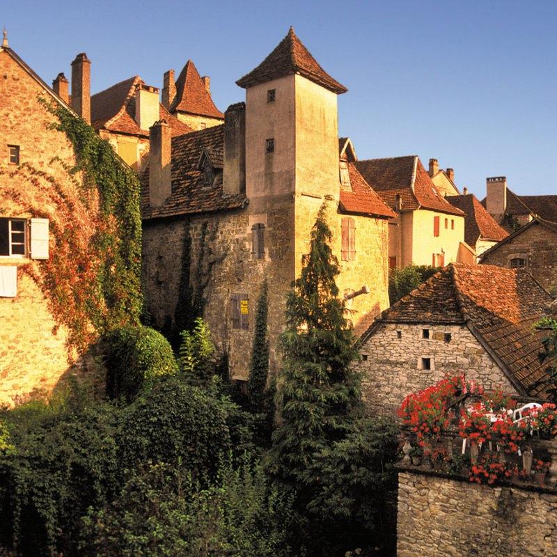 Dordogne France: Food, Castles, History