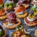 Explore Local Menu Options Through Finger Foods