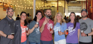 Bitter Sisters Brewery Turns 4!
