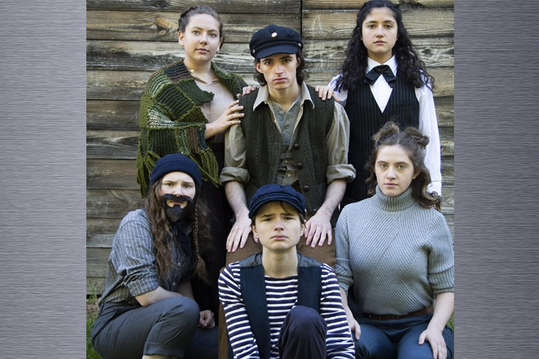 Outcry Theatre Presents The Old Man and The Old Moon