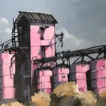 Addison Art Hosting David Michael Farrell at the Conference Centre, Through July 2