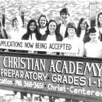 Trinity Christian Academy Welcomes Students for its 50th Anniversary This Week!
