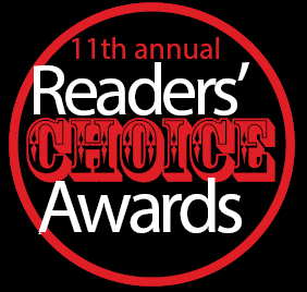 Voting for the 2019-2020 Readers' Choice Awards is now closed!
