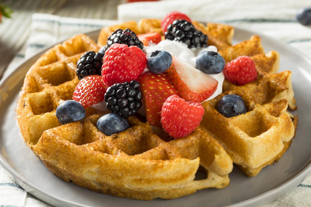 Celebrate National Waffle Day in Addison