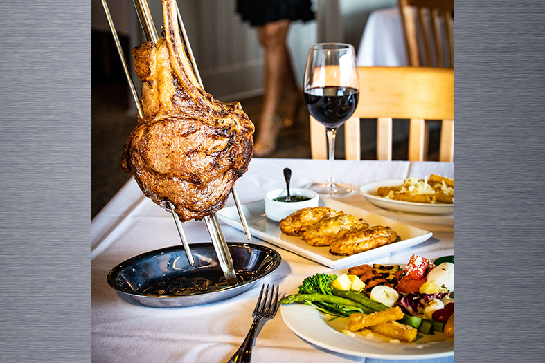 1 2 CUTS STEAKHOUSE, Brazilian Steakhouse With South American Flair