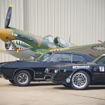 Fast Cars and Historic Planes as Wheels and Warbirds Event