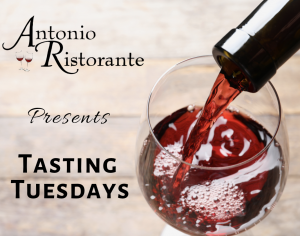 Tasting Tuesday at Antonio Ristorante @ Antonio Ristorante | Addison | Texas | United States