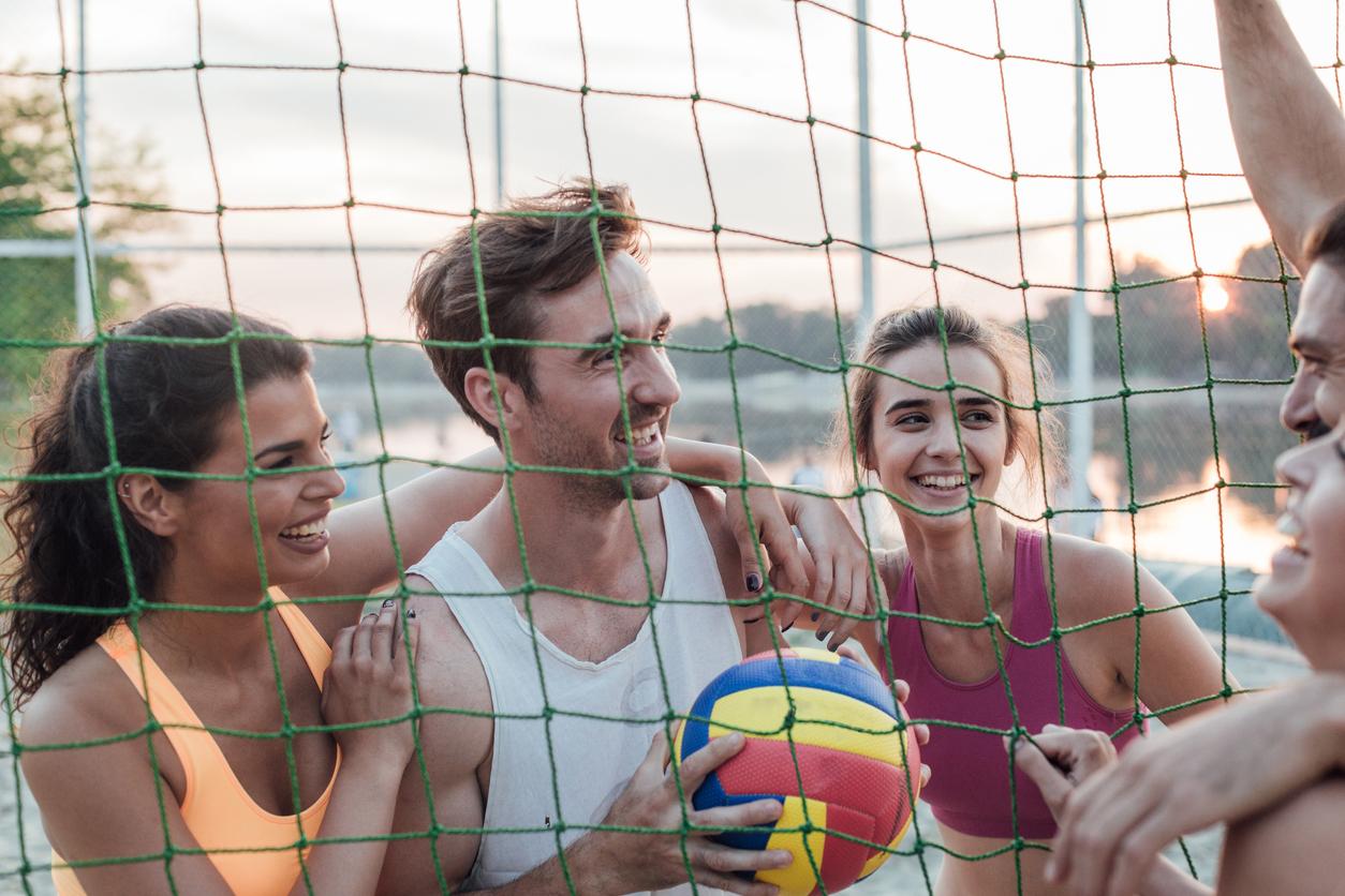 LoneStar Sport and Social Club Sand Volleyball at Vitruvian Park, Sept. 6-Oct. 18