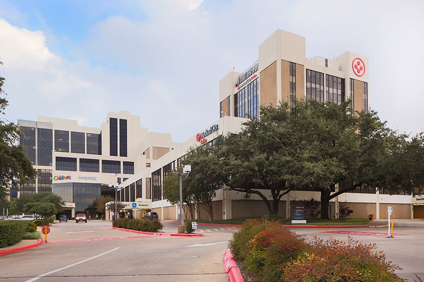 Medical City Dallas Receives A for Patient Safety