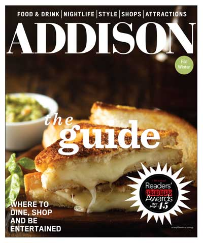 Addison - The Magazine of the North Dallas Corridor