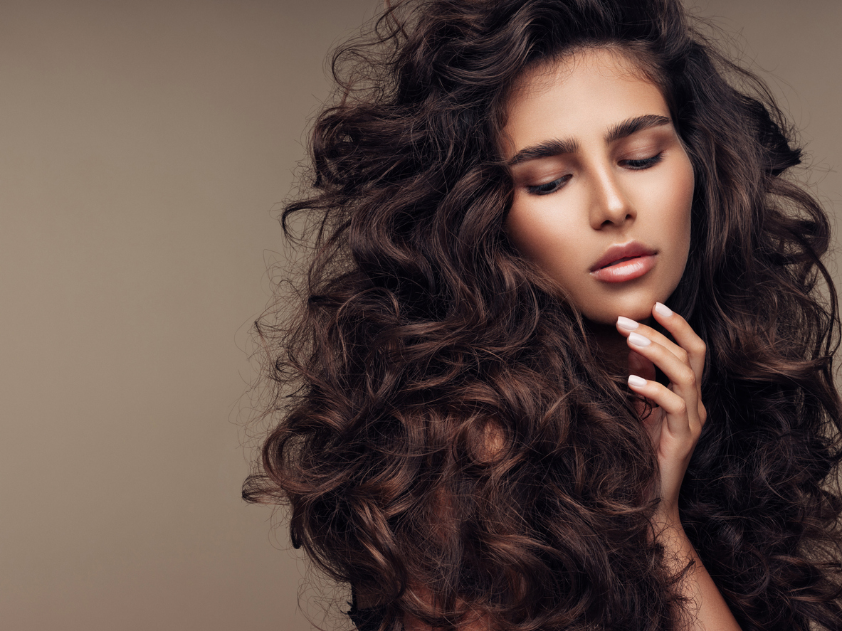 Get Beautifully Curly Hair for Fall at Cross & Co. Salon in Addison!