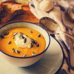 Delicious Pumpkin Dishes in the Corridor for the Fall