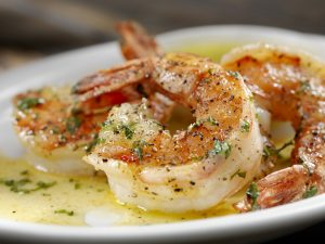 Shrimp Dishes in Addison