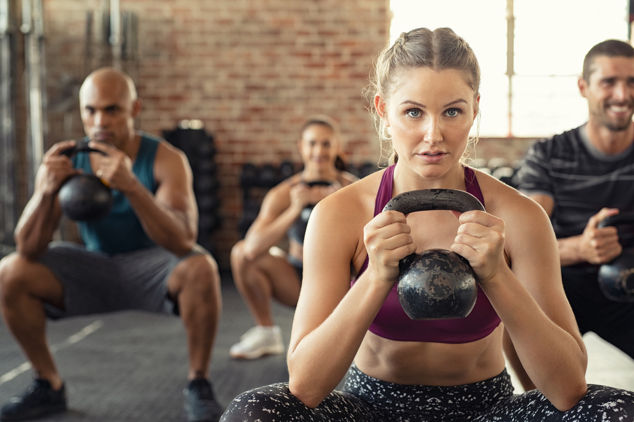 Stay Active During the Holidays at TELOS Fitness Center