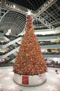 Have a Magical Christmas at Galleria Dallas