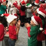 New Holiday Inn Addison Hosts The Gift of Giving Event with Bush Elementary School