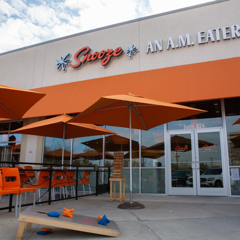 Snooze An A.M. Eatery Gives Back to Its Employees