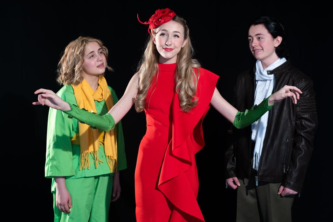 Outcry Theatre Hosts Online Classes