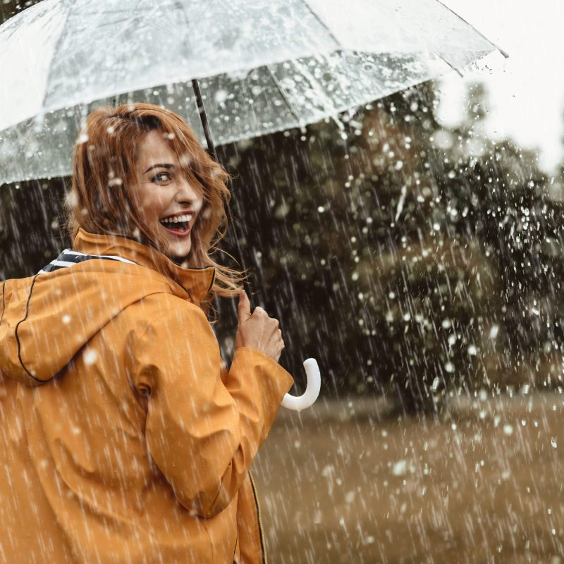 Summer Fashion Trends: Rainy Weather Edition