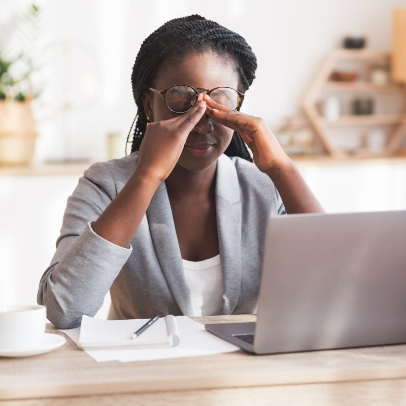 Protect Your Eyes from Virtual Screen Strain