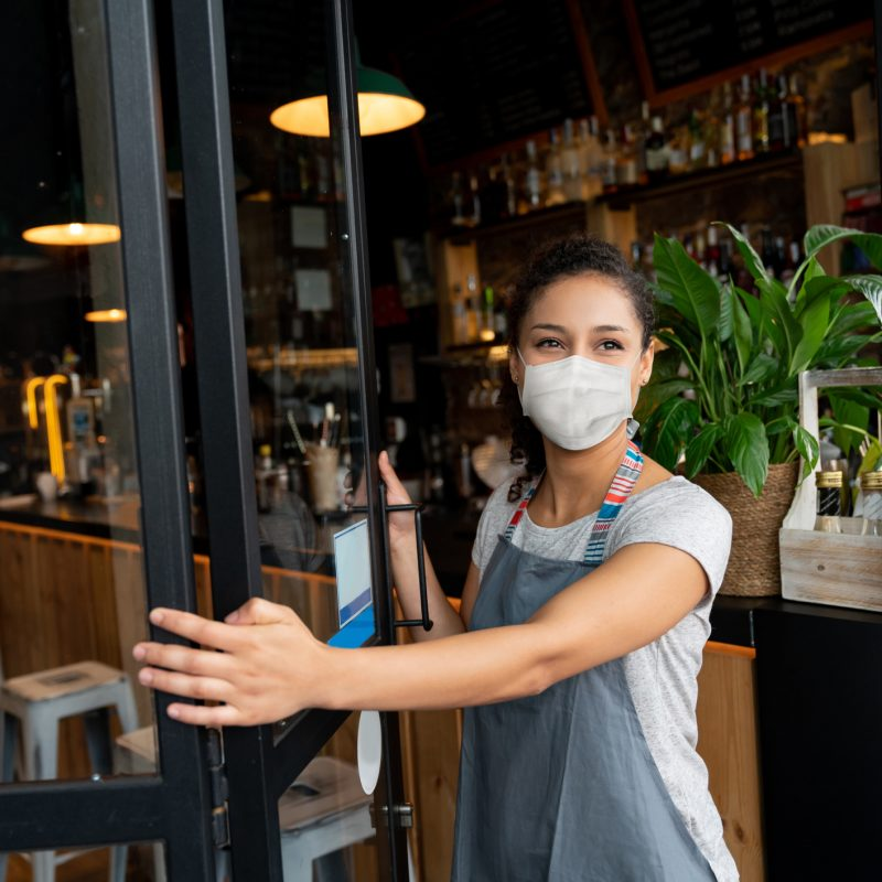 Dallas County Mandates Businesses Require Face Masks