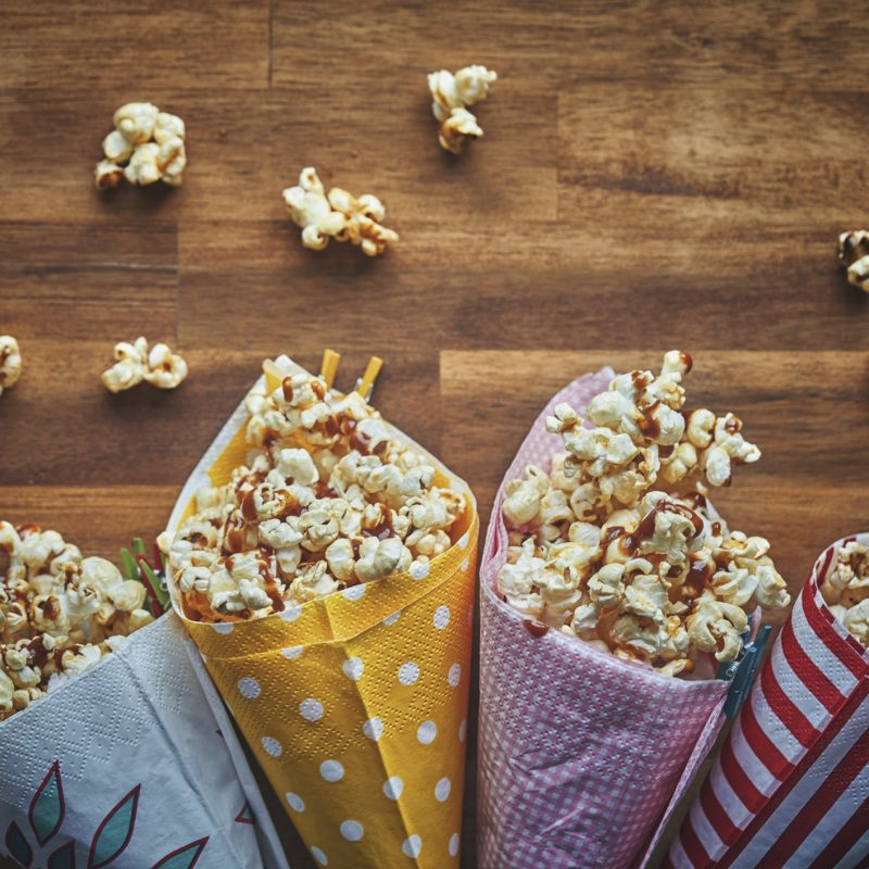 Delicious Popcorn Recipes for Movie Nights