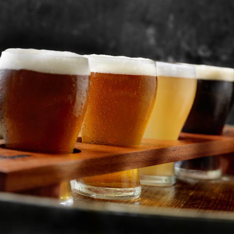 Raise A Glass To Craft Beer