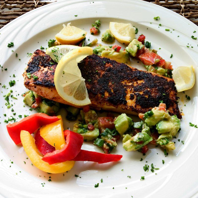 Delicious Salmon Dishes