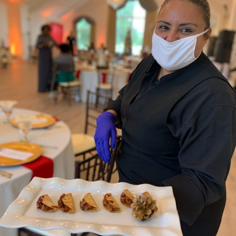 Culinary Art Catering Keeps Clients Safe During Social Distancing