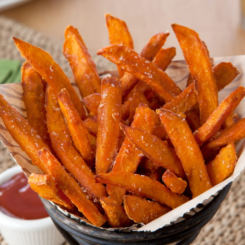 Delicious French Fries in Addison