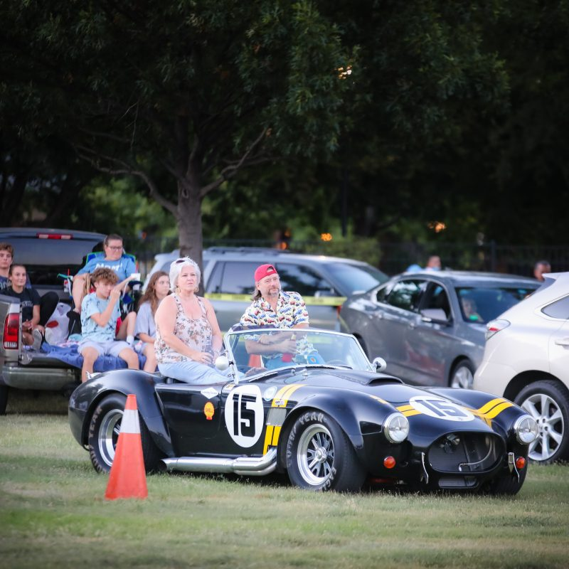 Listen to the Last Addison Weekend Drive-In of the Summer!