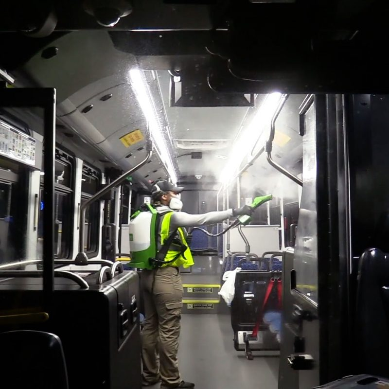 DART Continues to Expand Safety Protocols to Help Keep Riders Safe