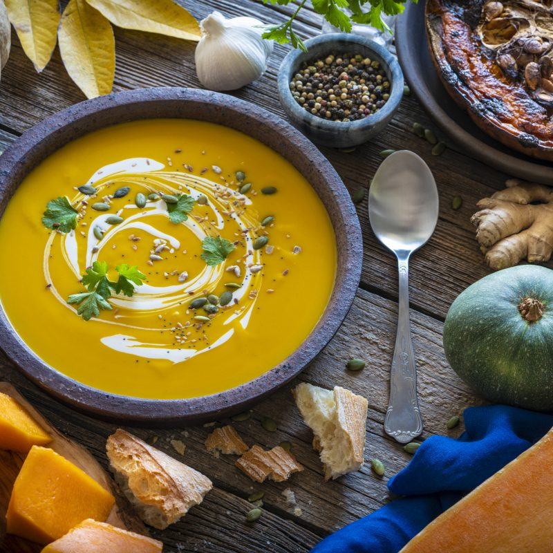 Favorite Soups for the Fall