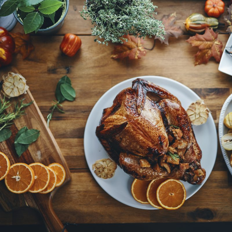 Celebrate Thanksgiving in Addison