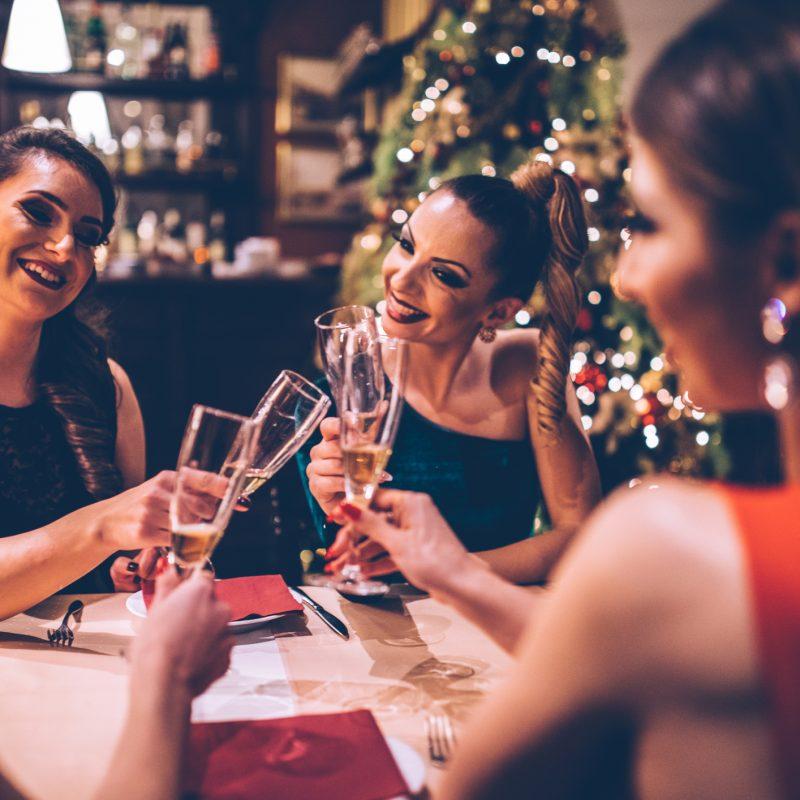 Book Your Holiday Party at Antonio Ristorante