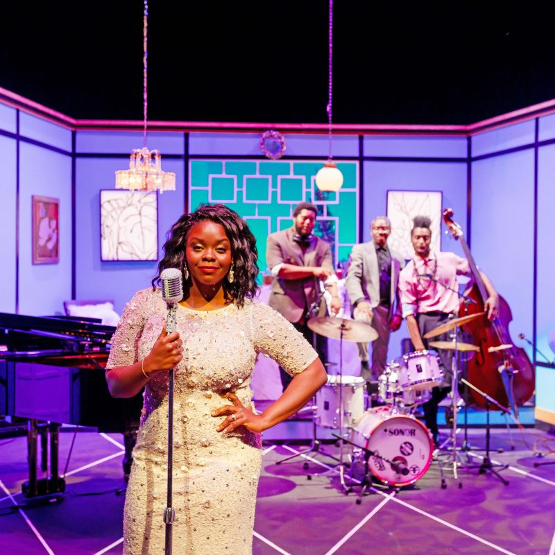 See Ella's Swinging Christmas, through Jan. 3