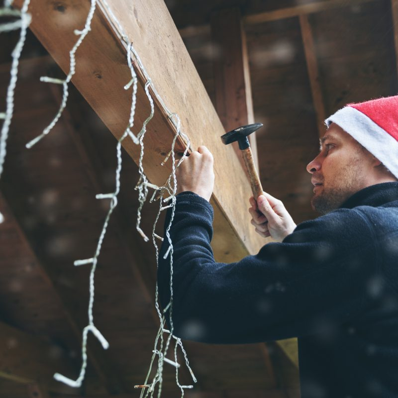 Feeling the Strain from Holiday Decorating? Bynum Chiropractic Can Help!